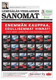Lempäälän-Vesilahden Sanomat 07.10.2015