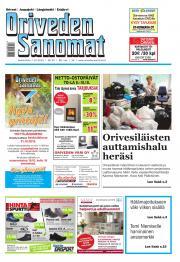 Oriveden Sanomat 07.10.2015