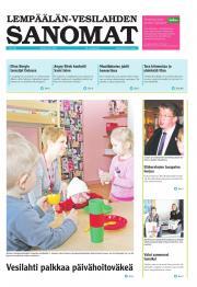 Lempäälän-Vesilahden Sanomat 24.03.2011