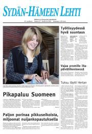Sydän-Hämeen Lehti 25.03.2011