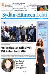 Sydän-Hämeen Lehti 14.10.2015