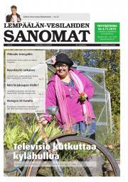 Lempäälän-Vesilahden Sanomat 14.10.2015