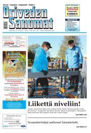 Oriveden Sanomat 14.10.2015