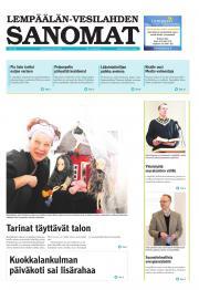 Lempäälän-Vesilahden Sanomat 28.03.2011