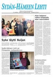 Sydän-Hämeen Lehti 29.03.2011