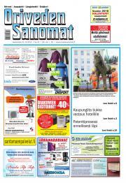 Oriveden Sanomat 21.10.2015