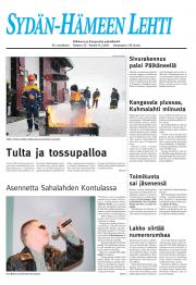 Sydän-Hämeen Lehti 01.04.2011