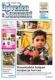 Oriveden Sanomat 28.10.2015