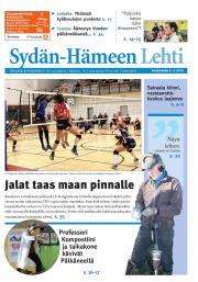 Sydän-Hämeen Lehti 04.11.2015
