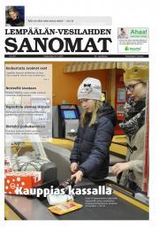 Lempäälän-Vesilahden Sanomat 04.11.2015