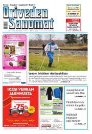 Oriveden Sanomat 04.11.2015