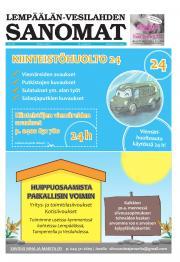 Lempäälän-Vesilahden Sanomat 07.04.2011