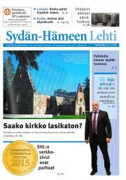 Sydän-Hämeen Lehti 11.11.2015