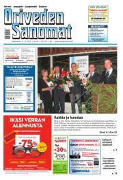 Oriveden Sanomat 11.11.2015