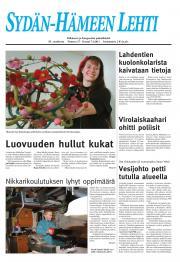 Sydän-Hämeen Lehti 08.04.2011
