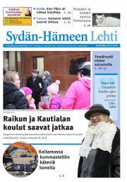 Sydän-Hämeen Lehti 18.11.2015