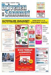 Oriveden Sanomat 18.11.2015