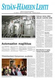 Sydän-Hämeen Lehti 12.04.2011