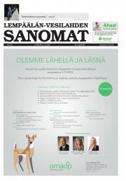 Lempäälän-Vesilahden Sanomat 02.12.2015
