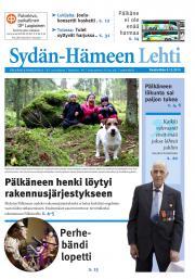 Sydän-Hämeen Lehti 09.12.2015