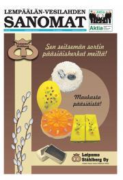Lempäälän-Vesilahden Sanomat 20.04.2011