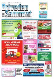 Oriveden Sanomat 09.12.2015