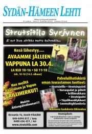 Sydän-Hämeen Lehti 21.04.2011