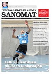 Lempäälän-Vesilahden Sanomat 16.12.2015