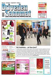 Oriveden Sanomat 16.12.2015