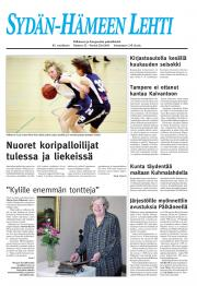 Sydän-Hämeen Lehti 29.04.2011
