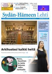 Sydän-Hämeen Lehti 23.12.2015