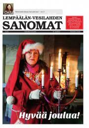 Lempäälän-Vesilahden Sanomat 23.12.2015