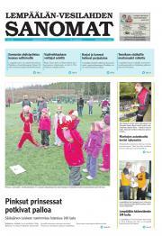 Lempäälän-Vesilahden Sanomat 02.05.2011