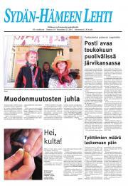 Sydän-Hämeen Lehti 03.05.2011