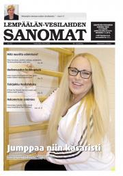 Lempäälän-Vesilahden Sanomat 30.12.2015