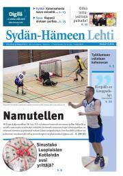 Sydän-Hämeen Lehti 07.01.2016