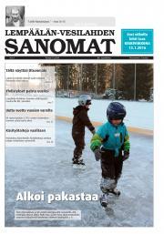 Lempäälän-Vesilahden Sanomat 07.01.2016