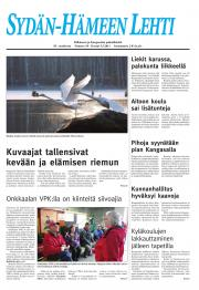 Sydän-Hämeen Lehti 06.05.2011