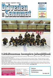 Oriveden Sanomat 07.01.2016