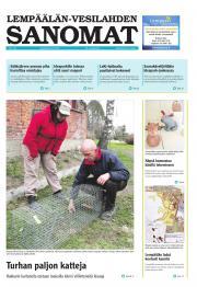 Lempäälän-Vesilahden Sanomat 09.05.2011