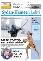 Sydän-Hämeen Lehti 13.01.2016