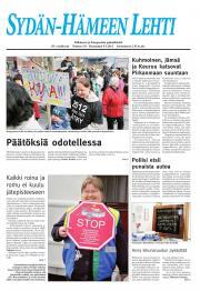 Sydän-Hämeen Lehti 10.05.2011