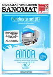 Lempäälän-Vesilahden Sanomat 12.05.2011
