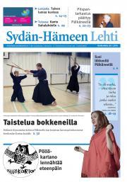 Sydän-Hämeen Lehti 20.01.2016